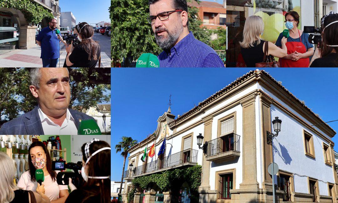 Reportaje en 7Días Extremadura