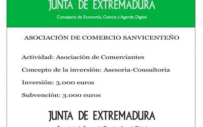 FOMENTO DEL ASOCIACIONISMO COMERCIAL